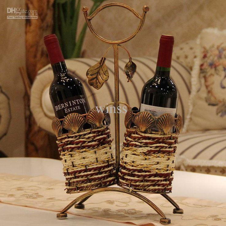 31 best images about wine themed kitchen decor on for Arts and crafts wine rack