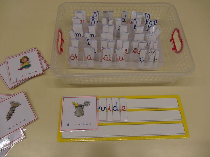 Atelier cartes à mots 1