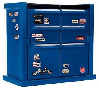 Step2 Tool Chest Dresser eclectic kids dressers