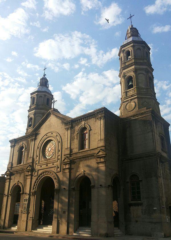 Catedral de Ntra. Sra. de Guadalupe, Canelones, Uruguay