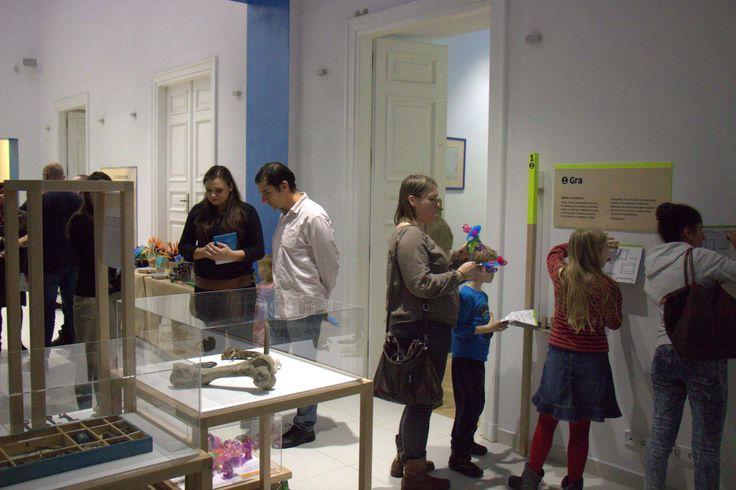 Wystawa O!Kolekcja  i pierwsza zabawa muzealna dla młodych kolekcjoneró. 16 stycznia 2016   #muzeumdladzieci #childrensmuseum #kidsmuseum #kidsinmuseum #ethnomuseuminwarsaw