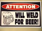Funny Welding Sayings   funny welder welding rod mig tig wire helmet electrodes sticker decal ...