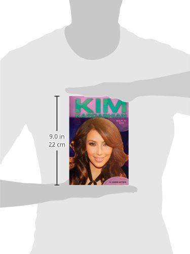 Kim Kardashian: Reality TV Star (Contemporary Lives)