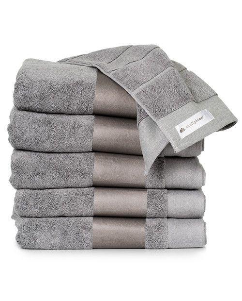 Bamboo Carbon Towel - Small #infraredsauna #towel #homedesign #carbon #bamboo #towels #sauna #sweat