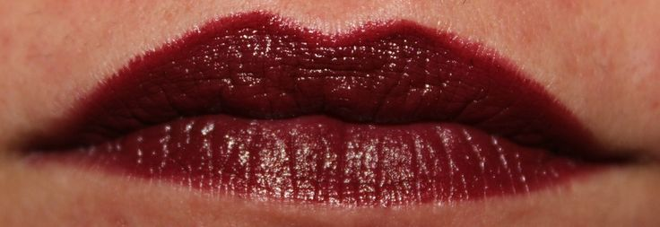 Une tenue parfaite sur mes lèvres !