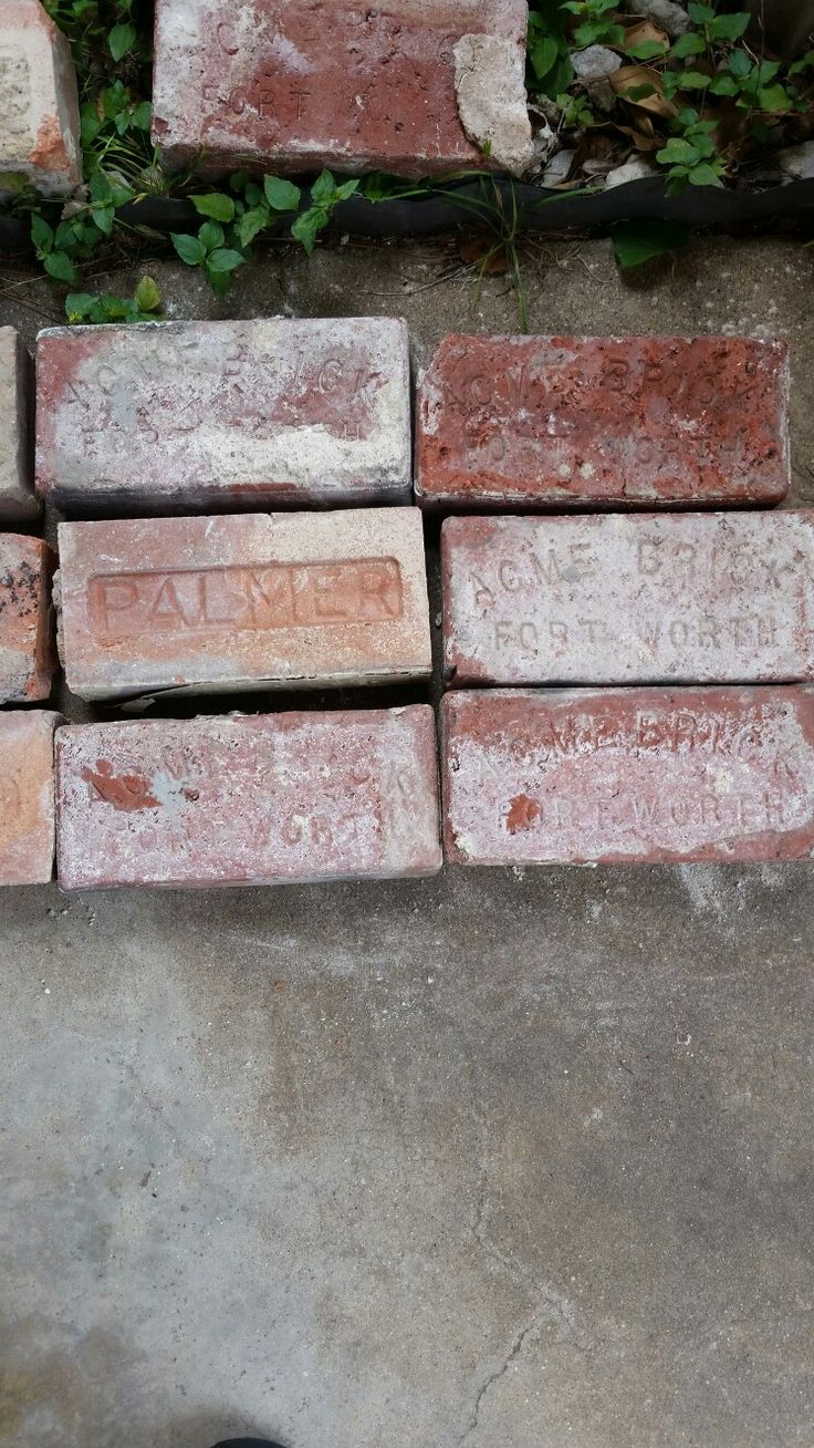 Bricks, Brick