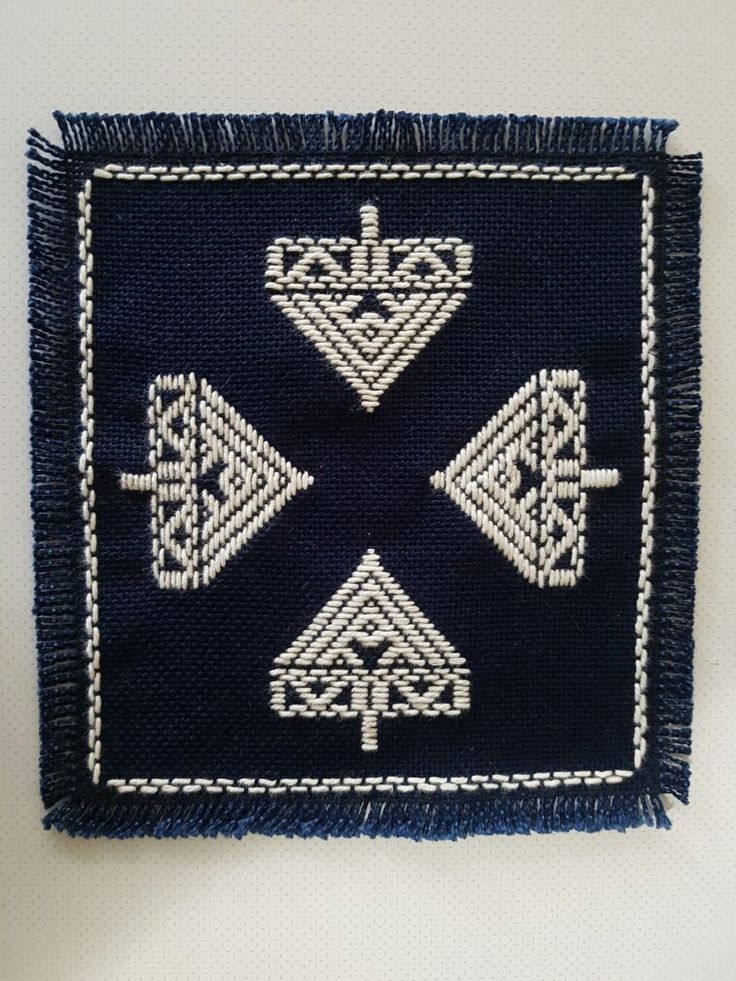 kogin embroidery.