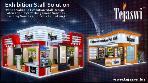 Exhibition, Trade Show, Exhibition Stall Best Exhibition Stall Design-Development Company-India-New Delhi-Noida-NCR-Gurgaon | Trade Show Display | Stalls, Booths and Pavilions Designing & Fabrication Services,Booth Design,Kiosk,Fabrication read more at http://www.tejaswi.co/exhibition #ExhibitionStallDesign #ExhibitionStallFabrication