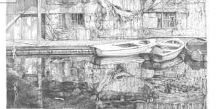 Image result for easy pencil drawings of landscapes