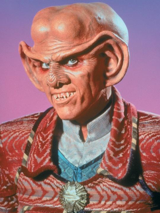 Armin Shimerman as the Ferengi, Quark | Star Trek | Star ...
