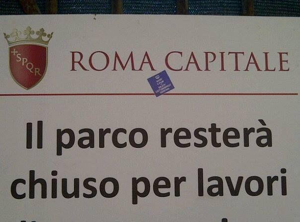 stickerin'Roma Capitale