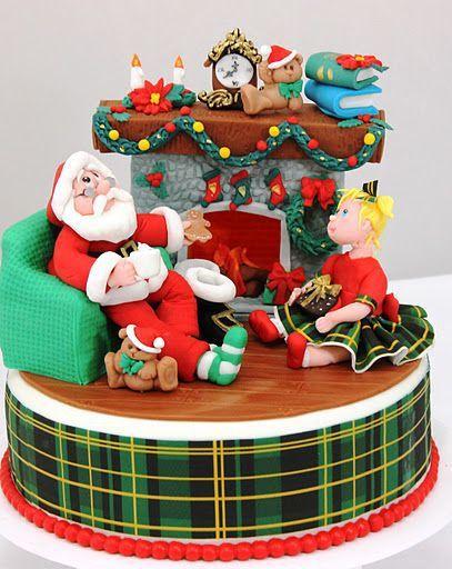 pasteles navideños21