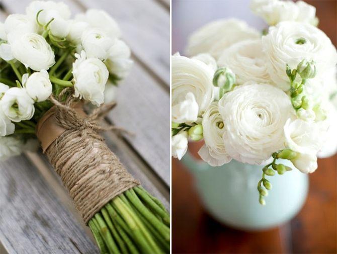 Květ měsíce :: Pryskyřník // Originální Svatba