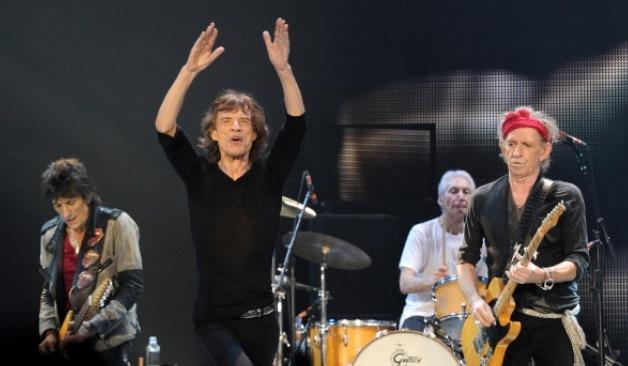 Los Rolling Stones anuncian gira por sus 50 años