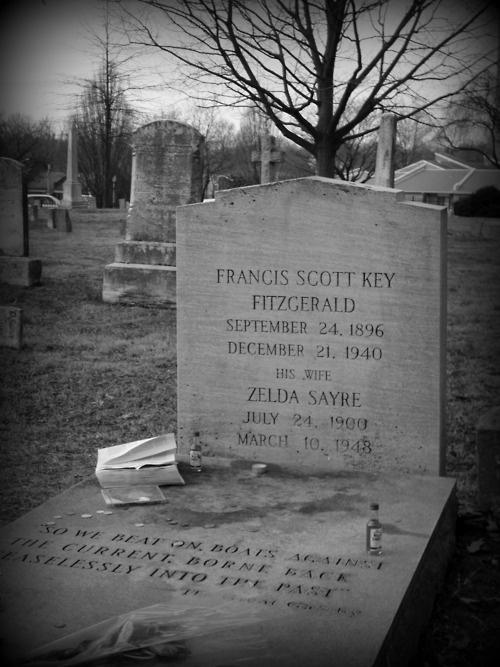 Francis Scott Key Gravesite