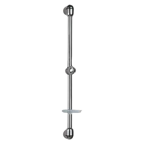 Buy Jaquar Sliding Rail 24mm & 600mm Long Round Shape with Hand Shower Holder and Soap Dish SHA-1189 in Showers through online at NirmanKart.com