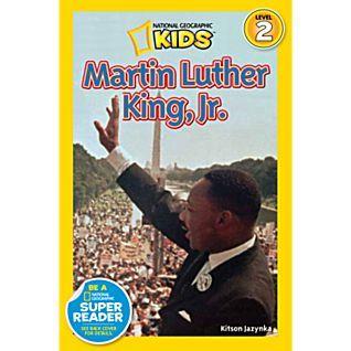 Este libro cuenta la historia de uno de los mayores activistas a favor de la igualdad de derechos para los afroamericanos de los Estados Unidos. Si queréis descubrir qué es el Movimiento para las Libertades Civiles, os resultará muy interesante. Un libro en inglés para 5 y 6 de Primaria.