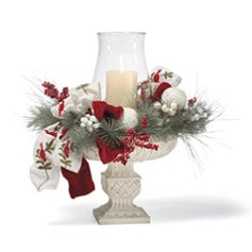 Holiday Lighting - Holiday Candles - Christmas Candles - Frontgate