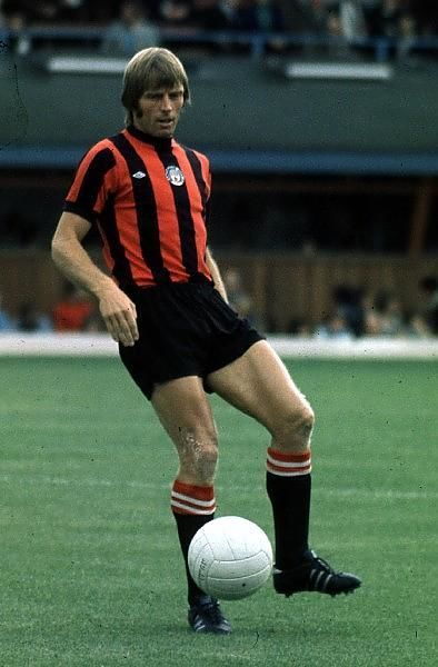 Alan Oakes Manchester City 1973