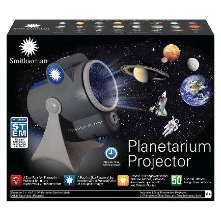 Smithsonian Planetarium Projector : Target