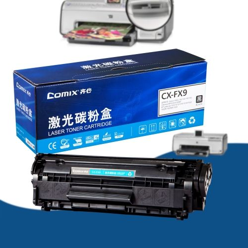 Black Toner Cartridge Compatible for Canon FAX-L100/120/140/160/I-Sensys MF4120/4150MF/4035D for HP LaserJet 1010/1012/1015/1018/1022/1022N/1022NW/1020