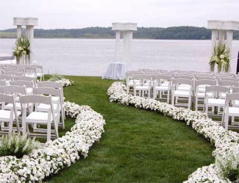 The PR Chronicles: Oceanside Ceremony « David Tutera Wedding Blog • It's a Bride's Life • Real Brides Blogging til I do!