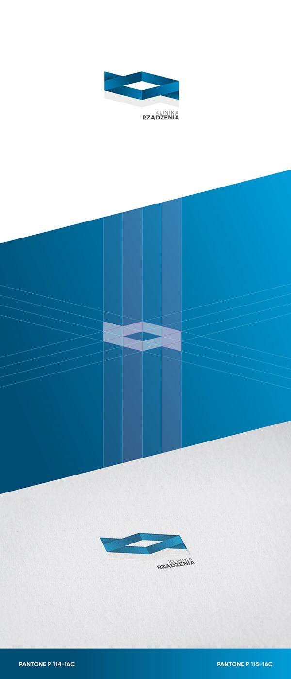 Identyfikacja wizualna Kliniki Rządzenia / The Governance Clinic Foundation   #design #branding #brand #logo #logodesign #minimalism #grafika #projektowanie #graficzne #behance