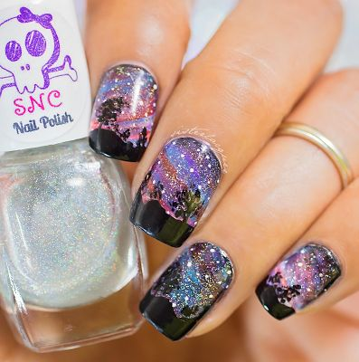 Sisterlacquer: STARRY NIGHT