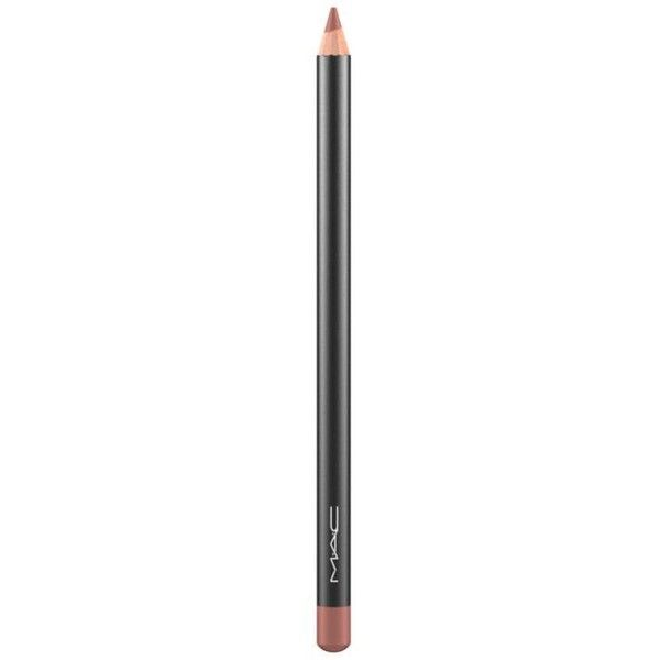 Mac Spice Lip Pencil ($17) ❤ liked on Polyvore featuring beauty products, makeup, lip makeup, lip pencils, spice, lip pencil and mac cosmetics