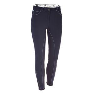 Pantaloni realizzati con materiale tecnico e resistente. Si tratta di abbigliamento per equitazione creato da Sarm Hippique.