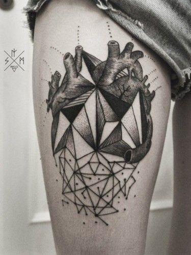 tatuaggi anatomici - Cerca con Google