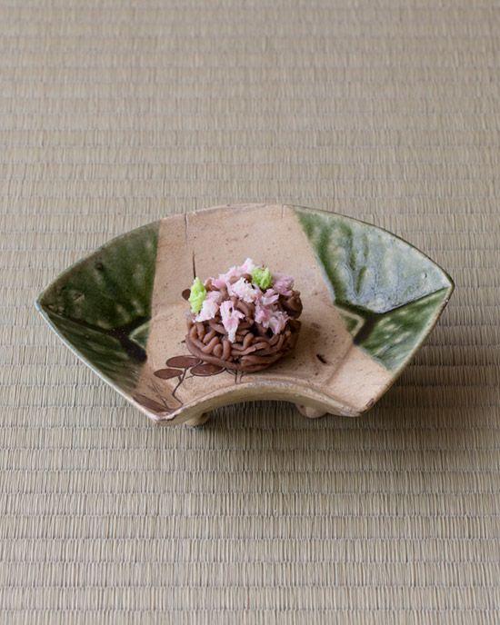 Japanese sweets / 桃の花(Momonohana)
