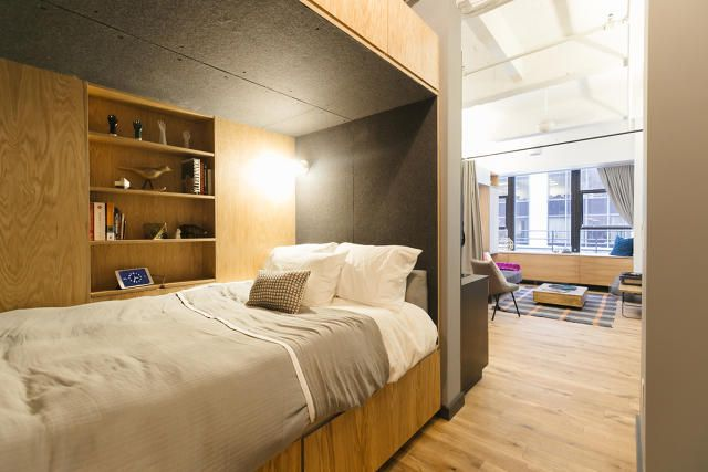 From WeWork To WeLive: Startup Moves Members Into Its First Residential Building