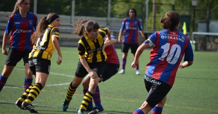Fútbol-Liga Vasca | El Barakaldo suma un nuevo triunfo, el Pauldarrak B pierde y sigue sin ganar