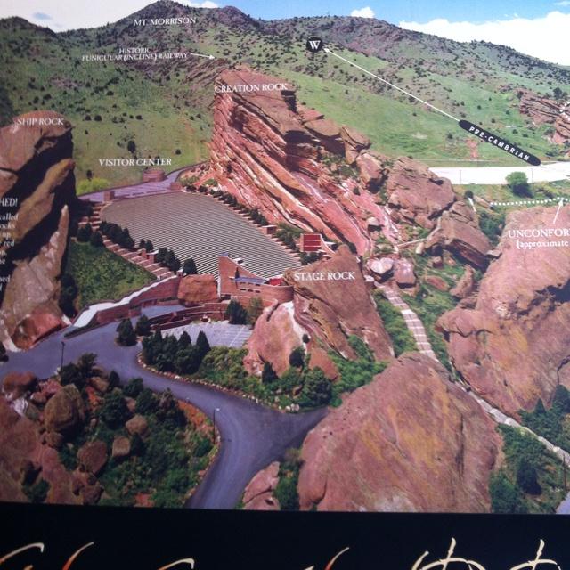 Denver Big Air Event Heiditown: 55 Best COLORADO RED ROCKS Images On Pinterest