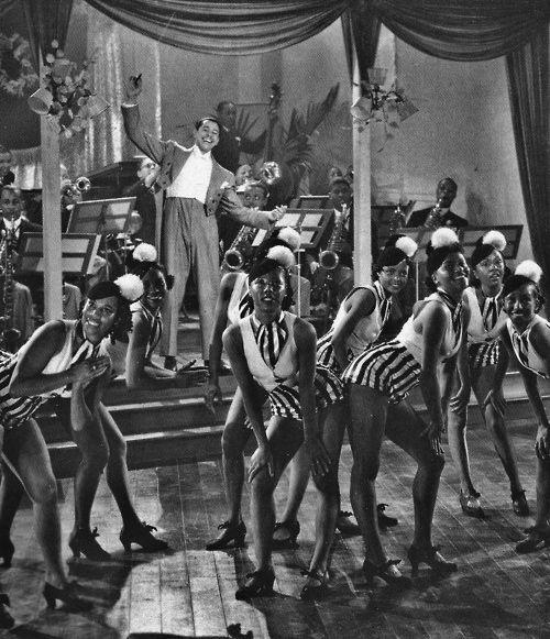 Cab Calloway at the Cotton Club. Harlem, New York. 1920.