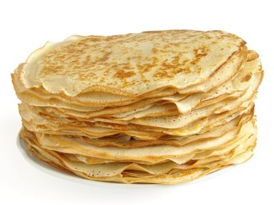 Basic Crepe batter recipe: excellent for breakfast, lunch and snacks.