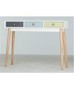 Hygena Lumina Console Table.