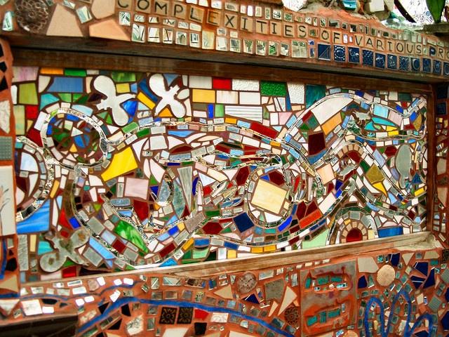 162 best Isaiah Zagar Murals images on Pinterest Murals Mosaic