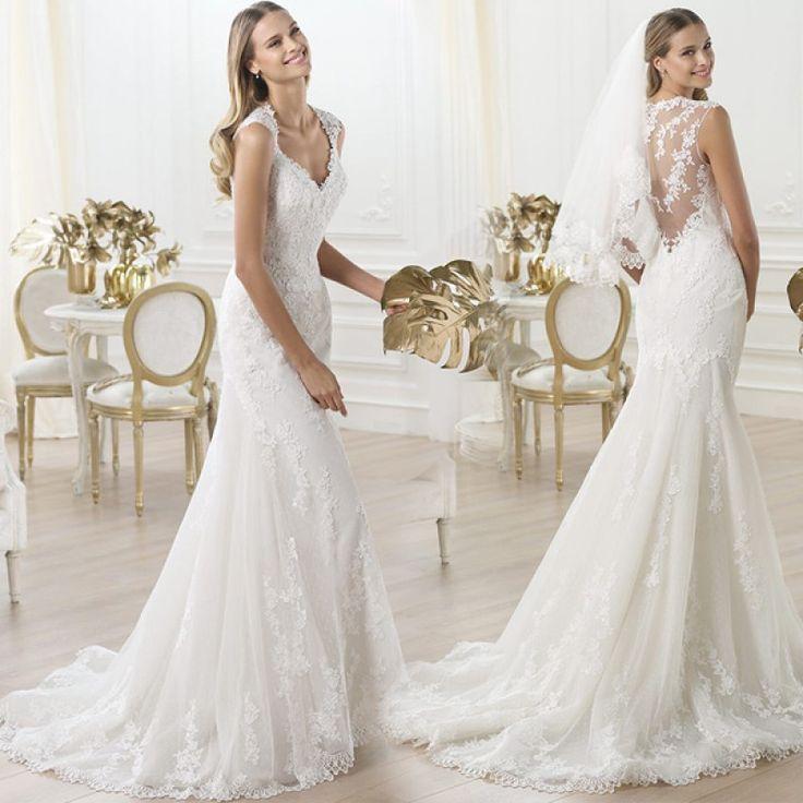 Italienisches Brautkleid Angella