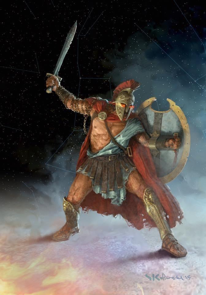 (Kickstarter) Mythic Battles: Pantheon [Monolith & Mythic ...