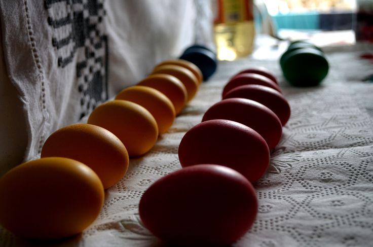 Easter eggs - Ariusd