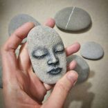 70 DIY Painted Rock for First Apartment Ideas – #A…