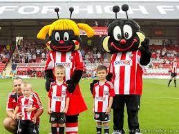 Image result for Brentford FC Bees