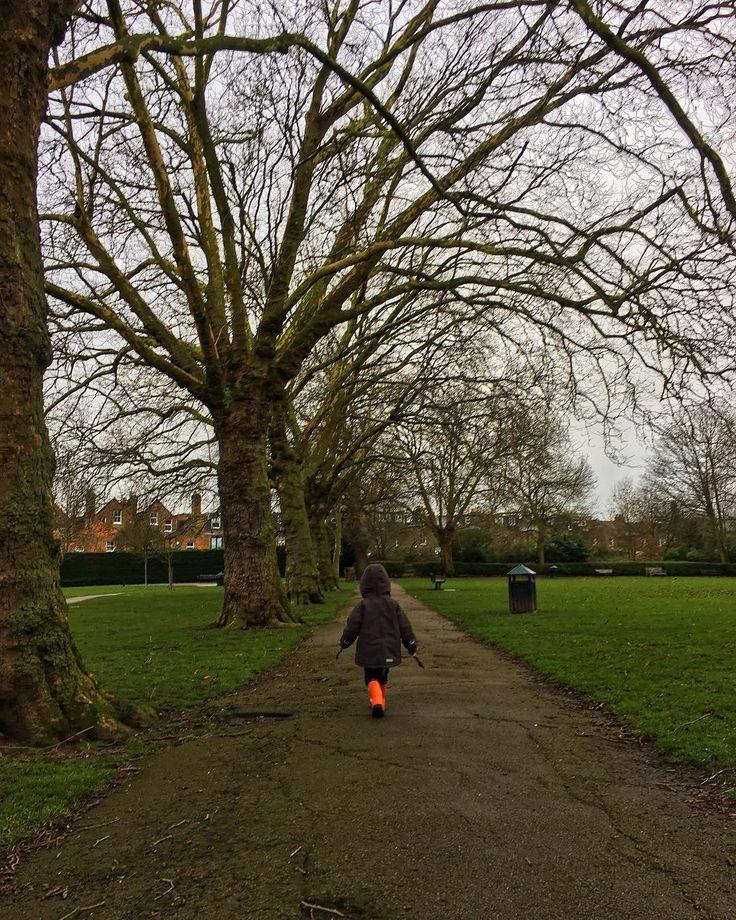 Little explorer . . . . . . . . . . #london #londres #instalondon #igerslondon #outdoors #winter #invierno #park #parque #londonparks #mysecretlondon #nanny #mum #mama #kids #niños #toddlers #play #nannystyleblog #rainyday #londoner #instakids #baby #bebe