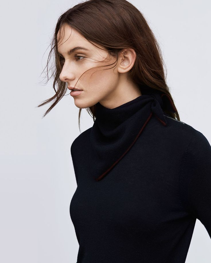 An effortless everyday piece in a soft silk Merino blend. View autumn womenswear arrivals at http://www.countryroad.com.au/shop/woman