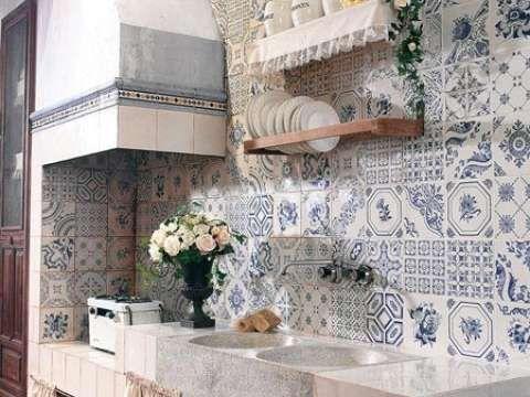 Aranuez - Rustic Spanish Tiles