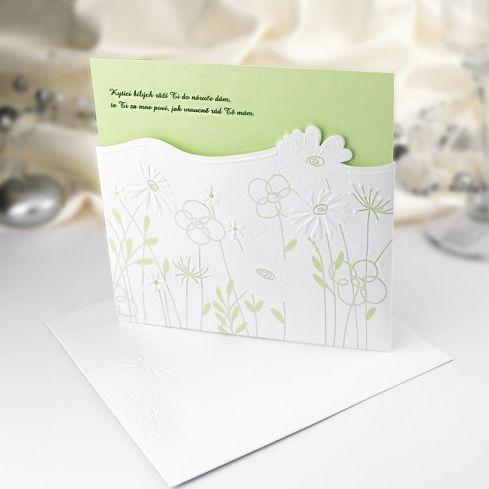 Svatební oznámení - G923
