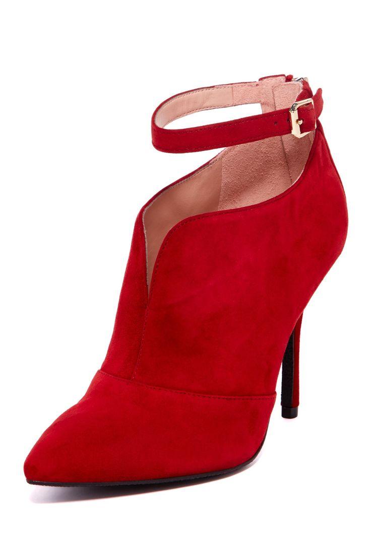 Pamla Suede Ankle Bootie on HauteLook