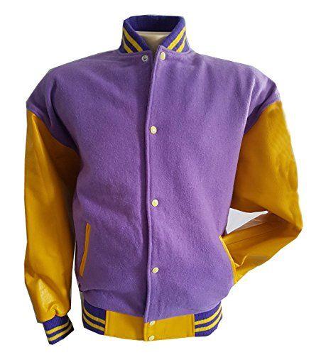 Windhound Original College Jacke blau mit beige Ec…